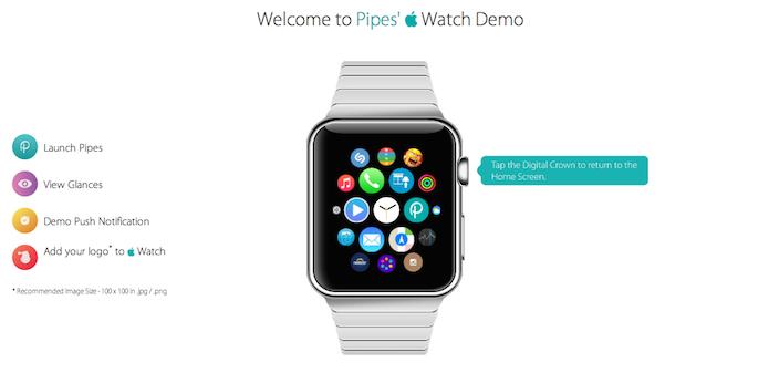 1b5f3370f81 Prévia do Apple Watch  site permite testar relógio inteligente da ...