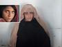 Afegã famosa por capa de revista é presa (AFP e Reprodução/ National Geographic )