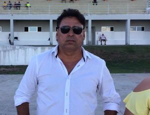 Elinaldo Gomes, Internacional-PB (Foto: Edgley Lemos / GloboEsporte.com)