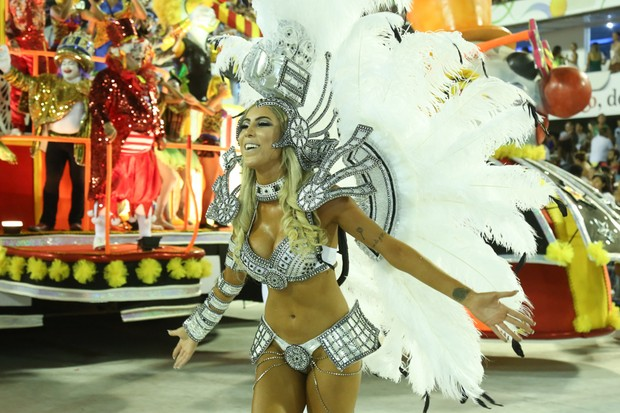 Gabi Miranda (Foto: ROBERTO FILHO / BRAZIL NEWS)