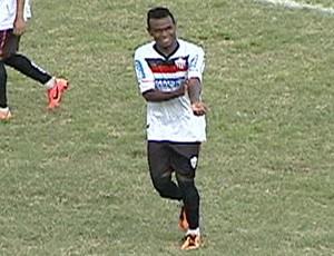 Robinho, Serra (Foto: Reprodução/TV Gazeta)