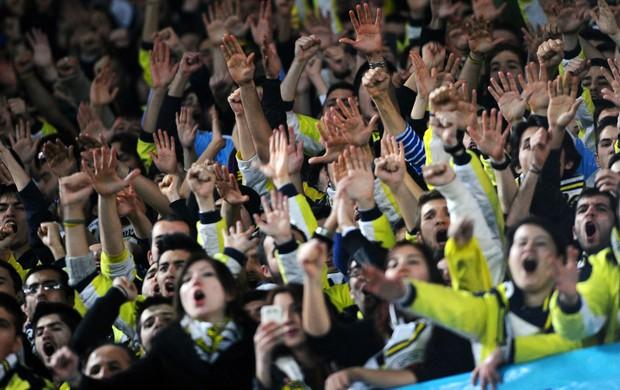 Torcida Fenerbahçe (Foto: Getty Images)
