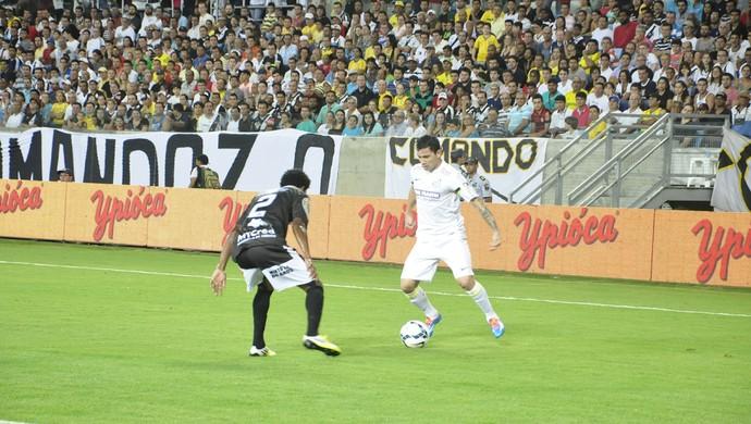 Mixto 0 x 0 Santos - Copa do Brasil 2014  (Foto: Christian Guimarães)