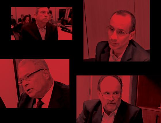 Os político sofrem (Foto: ÉPOCA)