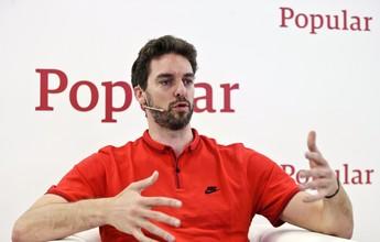 Astro espanhol, Pau Gasol cogita não vir ao Brasil por medo do vírus da zika
