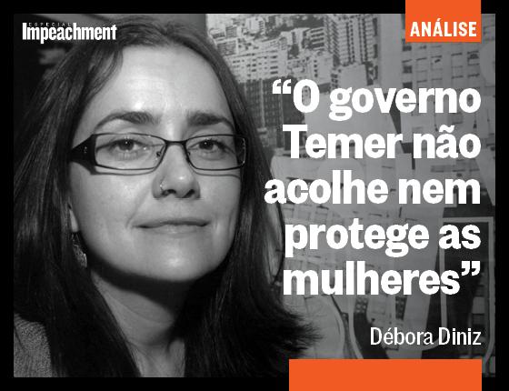 Débora Diniz (Foto: Divulgação)