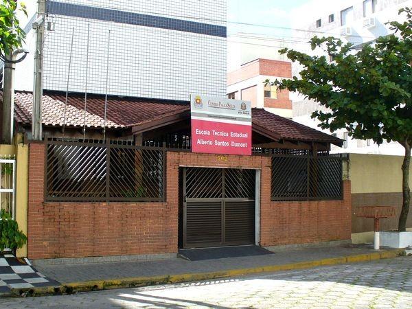 ETEC Guarujá (Foto: reprodução)