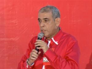 Zé Roberto é candidato a prefeito de Palmas (Foto: Reprodução/TV Anhanguera)