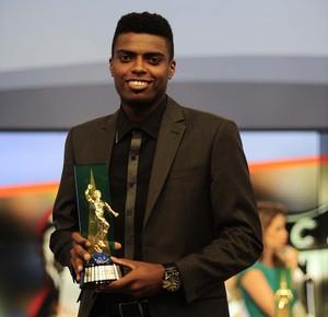 Jemerson Atlético-MG prêmio Brasileirão Bem, Amigos! (Foto: Marcos Ribolli)