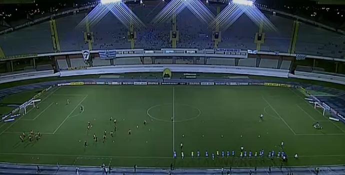 mangueirao estadio paysandu (Foto: Reprodução SporTV)