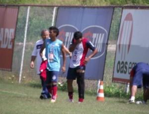Jéferson-lesão (Foto: Divulgação / Esporte Clube Bahia)