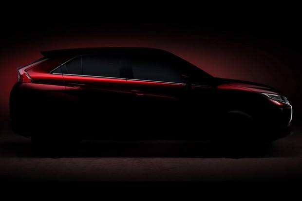 Mitsubishi antecipa SUV para o Salão de Genebra (Foto: Divulgação)
