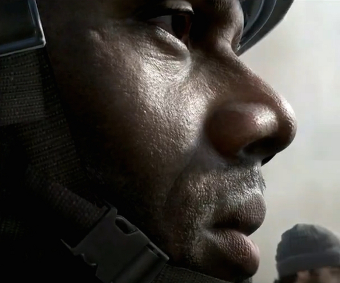 Call of Duty: Novo jogo da série impressiona com realismo de personagem (Foto: Reprodução / IGN) (Foto: Call of Duty: Novo jogo da série impressiona com realismo de personagem (Foto: Reprodução / IGN))