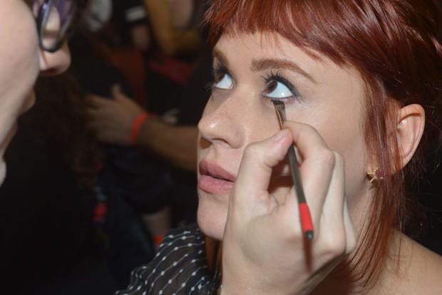 Repórter Helena Moro (Foto: Cauê Moreno)