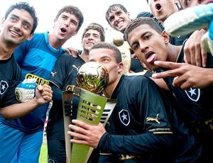 Botafogo campeao da Spax Cup 2013 (Foto: Divulgação / Spax Cup)