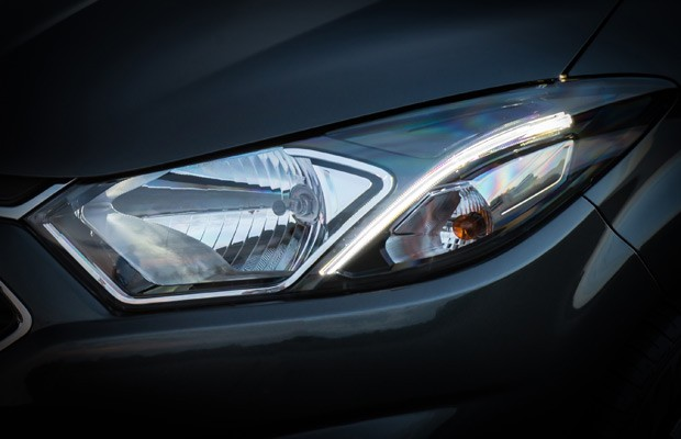 Teaser novo Chevrolet Onix (Foto: Divulgação)
