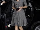 Kate Middleton faz aparição pública em museu de Londres