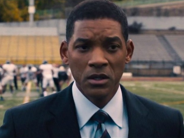 Will Smith no filme 'Um homem entre gigantes' (Foto: Divulgação)