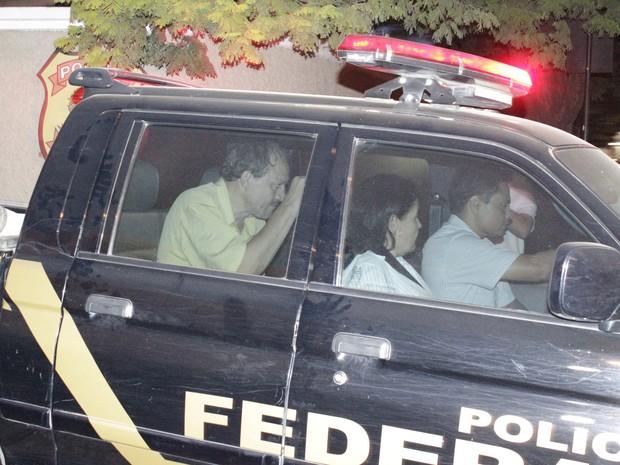 O empresário Evandro Leite Garcia, segundo a PF, é um dos líderes do grupo criminoso. (Foto: Valdivan Veloso / G1)