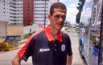 Joécio garante interesse em ficar no Campinense para a temporada 2017