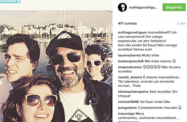 Thiago Rodrigues (Foto: Instagram / Reprodução)