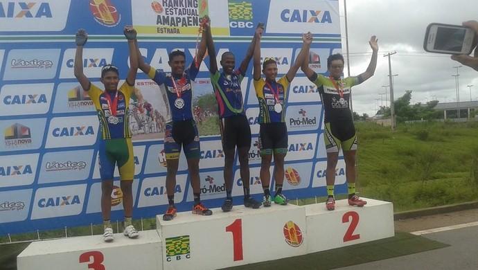 Ciclismo; Amapá; Prova; Abertura (Foto: Divulgação/FAC)
