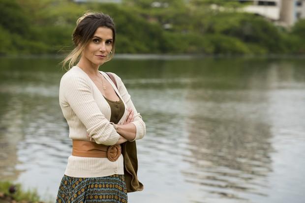 Deborah Secco como Inês em Malhação: volta ao trabalho - Globo/Cesar Alves (Foto: Globo/Cesar Alves)