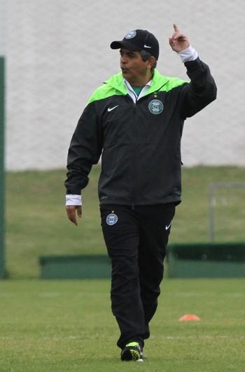 Ney Franco Coritiba (Foto: Divulgação/ Coritiba)