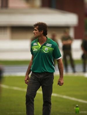 Charles Guerreiro quer reforços no Paragominas (Foto: Tarso Sarraf/O Liberal)