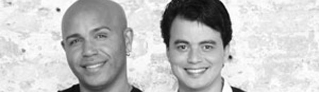 Os cantores Rick e Renner (Foto: Divulgação)