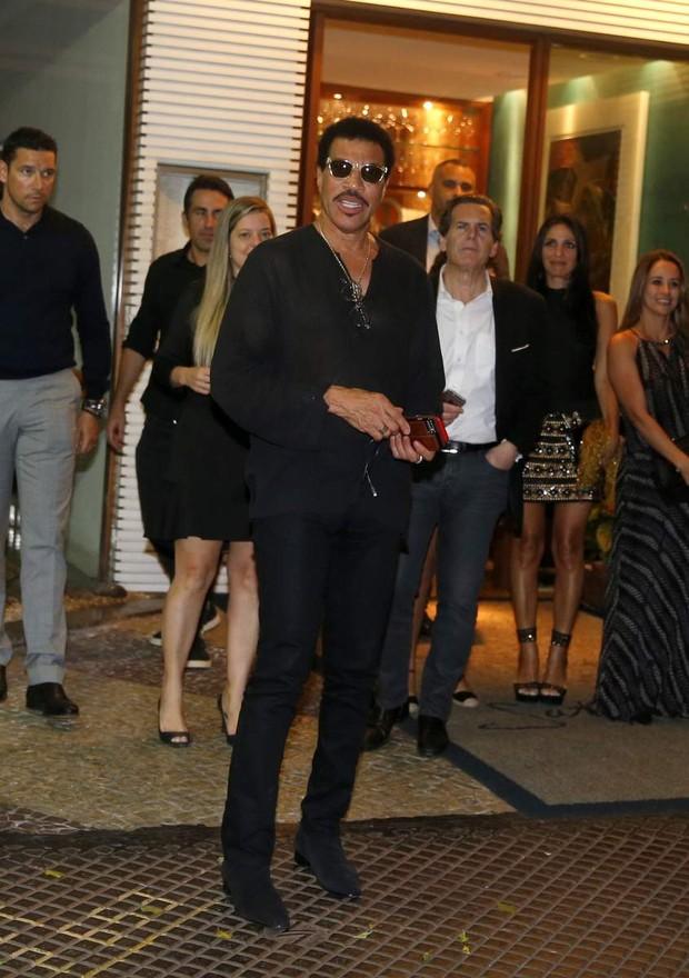 Lionel Richie (Foto: Fabio Martins / AgNews)