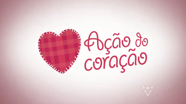 Ação do Coração 2015 (Foto: Reprodução/TV Tribuna)