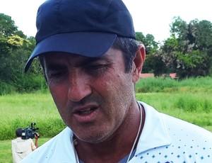 Paulo Moroni, treinador do Piauí (Foto: Marco Freitas )