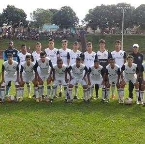 Time juvenil Gaviões do Cerrado em Uberlândia (Foto: Divulgação/Gaviões do Cerrado)
