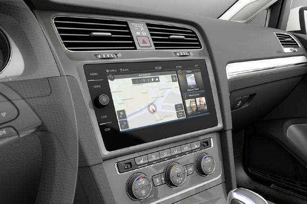 Volkswagen apresenta e-Golf Touch (Foto: Divulgação)