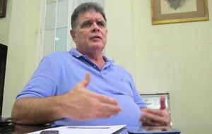 Jackson Vasconcelos, Assessor especial da presidência Fluminense (Foto: Hector Werlang)