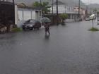 Defesa Civil alerta para maré elevada e possibilidade de enchente em Santos