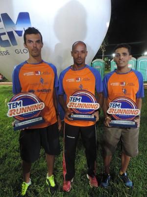 Primeira edição do campeonato reuniu mil participantes da região (Foto: Diogo Marques/G1)