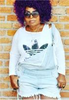 Elza Soares sobre vaidade às vésperas dos 80 anos: 'Me cuido'
