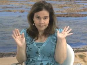 Claudia Rodrigues  (Foto: Divulgação/TV Gazeta)