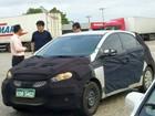 Internauta flagra compacto da Hyundai em João Pessoa