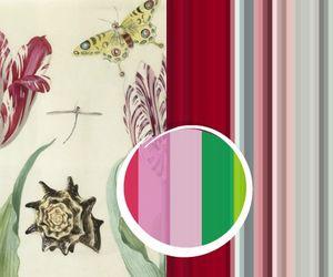 """Museu em casa: designer captura """"DNA de cores"""" de obras e cria papéis de parede"""