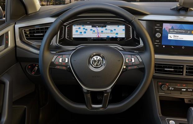 Novo Volkswagen Virtus (Foto: Divulgação)