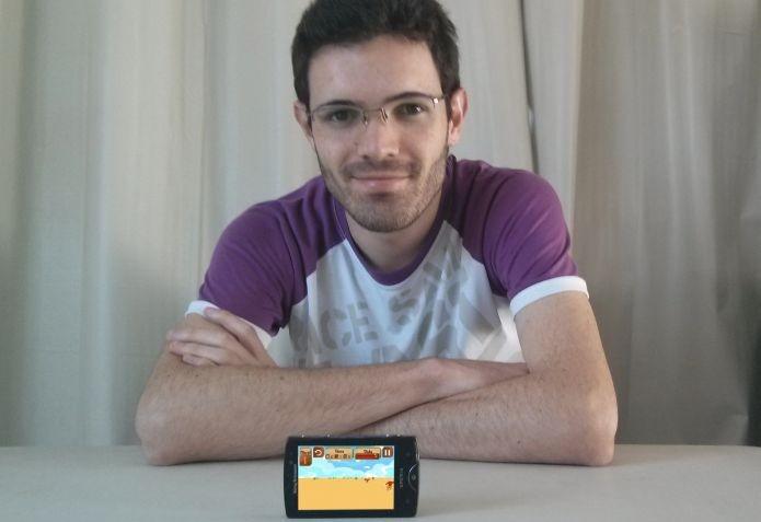 Juliano Costa, o criador de Zumbis d'Oeste (Foto: Arquivo Pessoal) (Foto: Juliano Costa, o criador de Zumbis d'Oeste (Foto: Arquivo Pessoal))