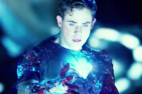 Uma cena do trailer de 'Power Rangers' (Foto: Reprodução)