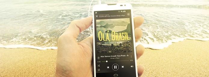 Brasil já é o segundo mercado com mais usuários do Spotify no mundo (Foto: Divulgação/Facebook/Spotify)