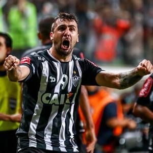Lucas Pratto; Atlético-MG (Foto: Bruno Cantini)