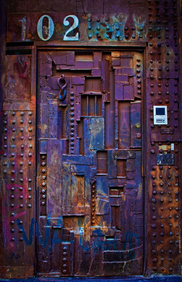Casa Vogue Ama: Portas de entrada criativas (Foto: Reprodução)