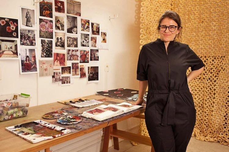 A estilista Alessandra Affonso Ferreira (Foto: Arthur Vahia)