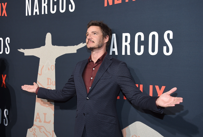 Pedro Pascual, protagonista da série Narcos (Foto: Getty Images)